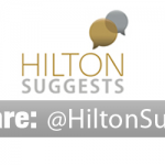 "Hilton Suggests: Un esempio di ""Social Care"""