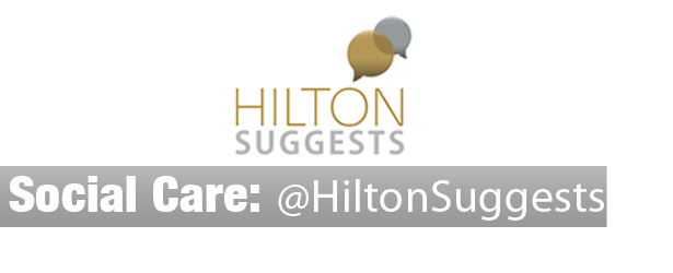 HiltonSuggests - Un esempio di Social Care
